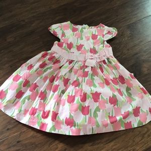 Gymboree tulip dress
